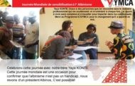 YMCA Zyguinchor : la journée internationale de sensibilisation à l'albinisme